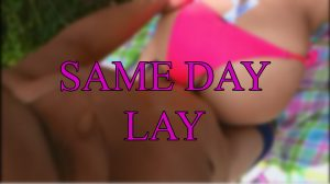 Same Day Lay Beach Game Pickup COVER