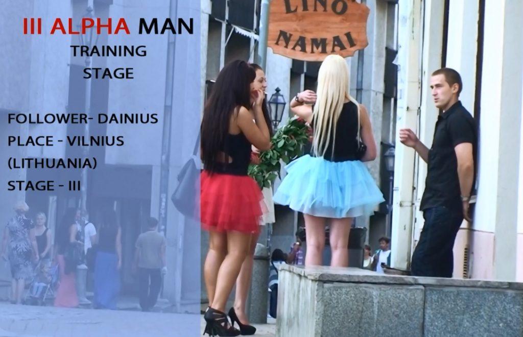 beta male transformation to alpha male dainius - alpha man