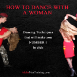 How to dance with a woman cover