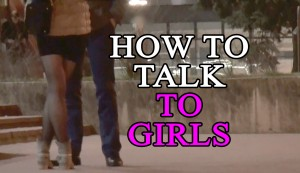 How to Talk to Girls - youtube cover