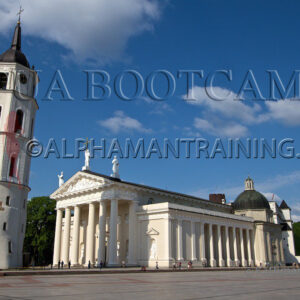 Vilnius Lithuania PUA Boot camp