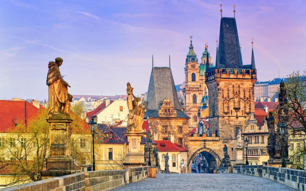 Чешские каникулы + Дрезден  от 18400 рублей