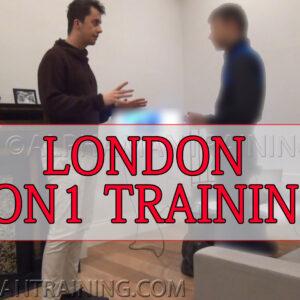 London PUA Bootcamp 1on1 Training